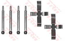 pfk152 TRW Kit accessori, PASTIGLIE FRENO ASSE posteriore.