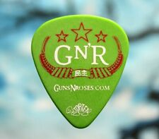 Guns N' Roses // Tommy Stinson 2012 Up Close & Personal Tour Guitar Pick //