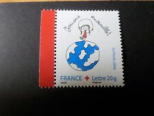 FRANCE 2006, timbre 3992, CROIX ROUGE, DESSINS, neuf**; MNH RED CROSS