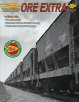Ore Extra: Summer 2018 issue of the MISSABE Railroad Historical Society -- (NEW)