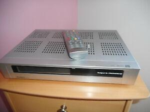 Humax PR-HD1000C TV-Receiver - Premiere HD geeignet mit Fernbedienung