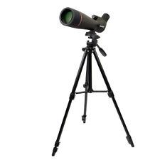"Svbony 80mm Spotting Scope MultiCoated Optics 20-60x Zoom Refractor+54""Tripod es"