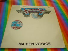 URANUS MAIDEN VOYAGE RARE 1983 METAL LP RECORD ZYX