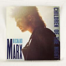 Richard Marx - Children Of The Night - Music Vinyl Record 12 Inch