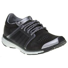 pretty nice 41700 c14a6 Adidas Womens Stella McCartney Black Adizero Adios Vegan Trainers - UK 6