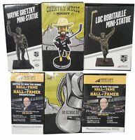 Wayne Gretzky Luc Robitaille Mini Statue Drew Doughty Bobble Head SGA New in Box