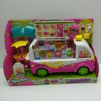 Shopkins Scoops Ice Cream Truck (Slightly Damaged Packaging See Pics) 56035- New
