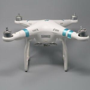 DJI Phantom 3 Standard Drone QUADCOPTER ONLY - Needs Repair -