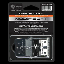 Andis T-Outliner&GTX Replacement One Hittaz Zero Gap Modified Blades by Pro-mate
