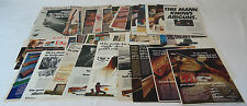 Collection of 55 Daisy bb gun air rifle Ads ~ Mostly 1970s