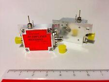 Rf Wideband Amplifier 015 10ghz High Gain High P1