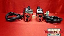 """Interruptor De Manillar Cafe Racer gear 7/8"""" y 22 mm barras Acabado en Cromo"""
