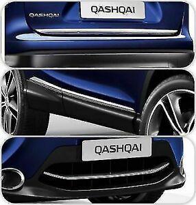 New Genuine Nissan Qashqai J11 Elegance styling pack Chrome KE600-4E03C B109