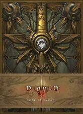 Diablo III: Book of Tyrael: By Tyrael, Blizzard Entertainment