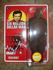 "The Six Million Dollar Man Bigfoot 8"" Action Figure"