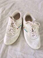 Vintage Dexter Bowling Shoes Size 5 1/2M White Women's