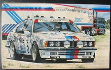 FUJIMI 1800 EM-14 - BMW SCHNITZER 635 CSi E.T.C. - 1:24 Modellbausatz -Model Kit