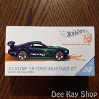 [Pre-Order] Custom '18 Ford Mustang GT (HW Speed Graphics) - Hot Wheels id 2020