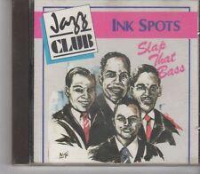 (GA356) Ink Spots, Slap That Bass - 1989 CD