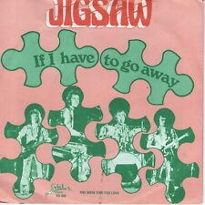 7inch JIGSAW if I have to go away HOLLAND  1977 EX+  (S1208)