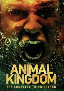 Animal Kingdom: The Complete Third Season [New DVD] 3 Pack