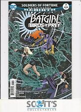 BATGIRL AND THE BIRDS OF PREY  #7  NEW   (BAGGED & BOARDED) FREEPOST