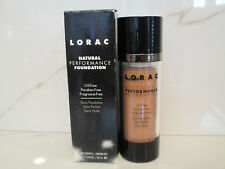 LORAC NATURAL PERFORMANCE FOUNDATION OIL FREE NP7 TAN 1.0 OZ. BOXED
