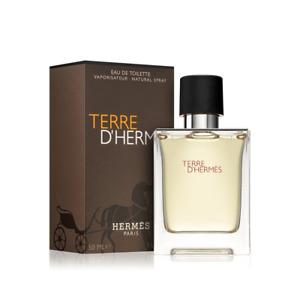 Hermes Terre D'Hermes Eau de Toilette Men's Aftershave Spray (50ml, 100ml)