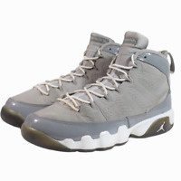 Nike Air Jordan 9 Retro Cool Grey 2012 Release Sneakers 302359-015 Size 6.5Y