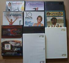Empty DVD Lone Cases. 10