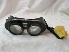 Vintage hard plastic Safety Goggles