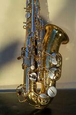 Selmer mark  VI 5 digit Alto saxophone 1962