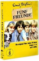 FÜNF FREUNDE BOX 1 3 DVD NEU