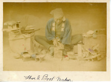 Japon, Japan, fabricant de chaussures et bottes, shoes and boots maker  vintage