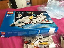 LEGO CITY 3367 SPACE SHUTTLE WITH MINIFIGURE