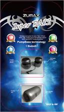 Zumax Super Bass tragbare Bluetooth Stereo Lautsprecher incl. Tasche