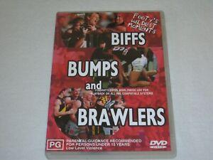 Biffs Bumps And Brawlers - ALF - VGC - Region 4 - DVD