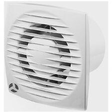 Airflow Aura-eco 100T 100mm Bathroom Extractor Timer Fan - 9041348