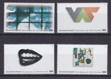 Postfrische Briefmarken aus der BRD (1990-1999) mit Kunst-Motiv als Satz