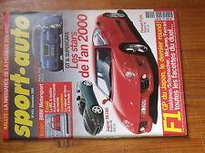 $$v Revue sport auto N°442 GP Japon  Jaguar XK180  Ferrari F131  BMW M5