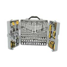 New Portable 205 PCS Tool Set Mechanics Tool Kit Wrenches Socket w/ Carry Case
