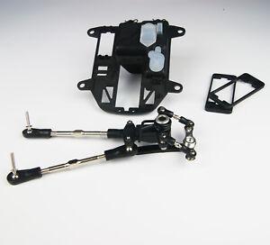 Symmetric turn steering radio battery box kit for hpi rv baja 5b 5t 5sc SS