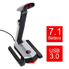 Beexcellent GM-290 USB Desktop Microphone Stand for Computer Laptop Gaming
