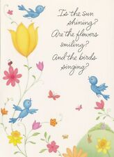Hallmark Easter Note Card: They Must Be Thinking of You Too! Have a Nice Easter