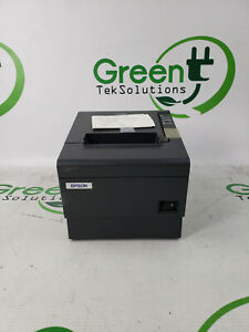 No Power Supply Epson TM-T88IV M129H Point Of Sale Thermal Printer Tested