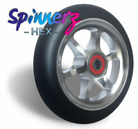 "Wheelchair Castors (pair of) | 5"" x 1"" (120x24mm) 