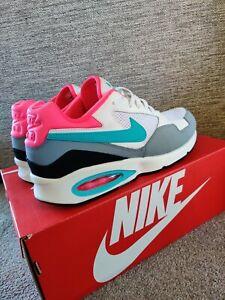 "Nike Air Max ST Men's ""Dusty Cactus"" Green Pink White UK10 US11 EU45"