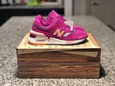 Concepts x New Balance 997S ESRUC M997SCN Size 5 In hand SPECIAL BOX