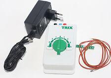 Trix Steuergerät 190956 + Schaltnetzteil Märklin 66201 + Entstörset 611655 Neu