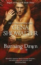 Burning Dawn (Angels of the Dark, Book 3), Showalter, Gena, New Book